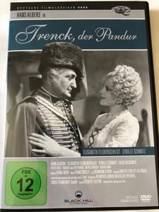 Trenck, der Pandur DVD 1940 / Directed by Herbert Selpin / Starring: Hans Albers, Elisabeth Flickenschildt, Sybille Schmitz / Digitally Remastered / Deutsche Filmklassiker (4020628957131)
