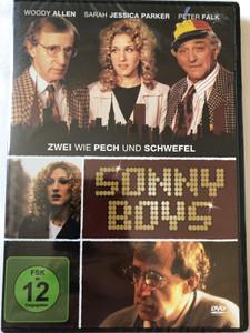 Sonny Boys DVD 1996 The Sunshine Boys / Directed by John Erman / Starring: Woody Allen Sarah Jessica Parker, Peter Falk / Zwei Wie Pech und Schwefel (4049774482991)