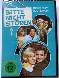 Bitte nicht stören DVD 1965 Do not Distrub / Directed by Ralph Levy, George Marshall / Starring: Doris Day, Rod Taylor (4051238057652)
