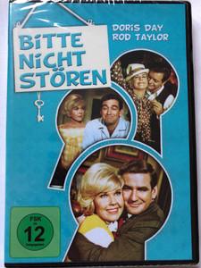 Bitte nicht stören DVD 1965 Do not Distrub / Directed by Ralph Levy, George Marshall / Starring: Doris Day, Rod Taylor (4051238057652)
