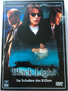Black Light - Im Schatten des Killers DVD 1999 / Directed by Michael Storey / Starring: Michael Ironside, Tahnee Welch, Currie Graham (8287672115962)