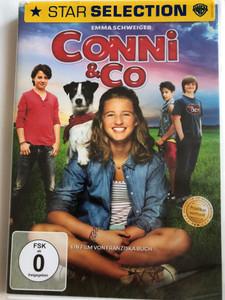 Conni & Co DVD 2016 / Directed by Franziska Buch / Starring: Emma Schweiger, Oskar Keymer, Iris Berben (5051890306326)