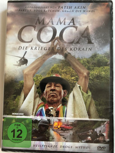 Mama Coca - Die Krieger des Kokain DVD 2014 Mama Coca - Warriors of Cocaine / Directed by Suzan Sekerci / A Faith Akin Co-production / German Documentary about drug wars (4250128411721)