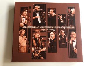 G. Dénes György Emlékgála (Zsüti) / Danubia Symphony orchestra - Rátonyi Róbert / Concert master Bujtor Balázs / Magneoton / Audio CD 2006 / (5051011434822)
