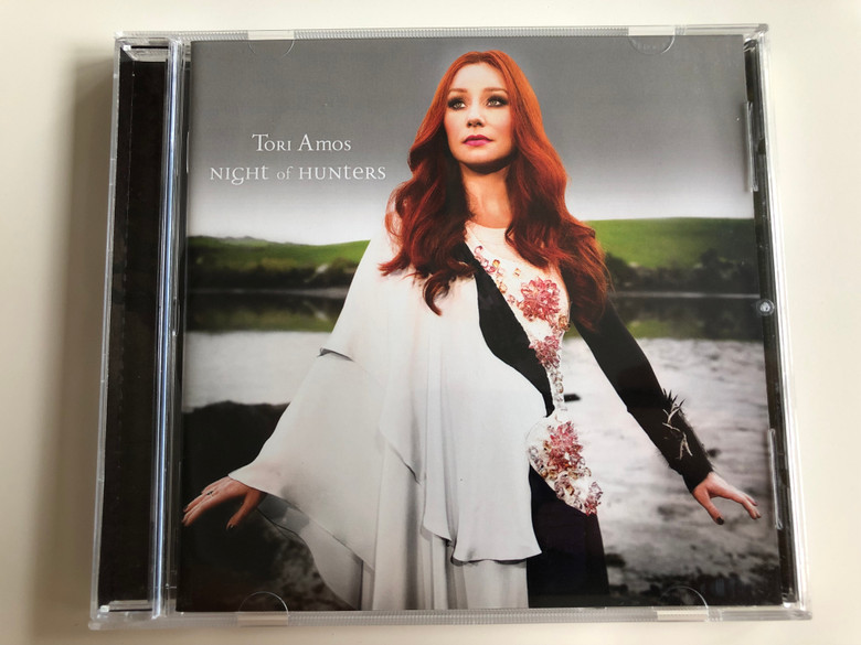 Tori Amos - Night of Hunters / SnowBlind, Fearlessness, Job's Coffin, The Chase, Seven Sisters / Audio CD 2011 (028947797913)