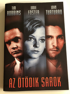 The Five Corners DVD 1987 Az ötödik sarok / Directed by Tony Bill / Starring: Tim Robbins, Jodie Foster, John Turturro (5996473003820)