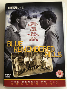 Blue Remembered Hills DVD 1979 BBC Television play / Directed by Brian Gibson / Starring: Michael Elphick, Robin Ellis, Colin Welland, Helen Mirren,Janine Duvitski, Colin Jeavons, John Bird (5014503167226)