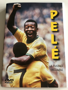 A Futball csillagai - Pelé DVD 2006 Stars of Soccer - Pelé / Documentary about the soccer legend Pelé (5999882217093)