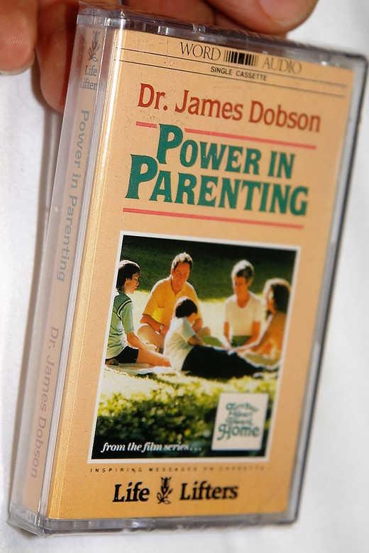 Power in Parenting - Dr. James Dobson / Life Lifters - Audio Cassette