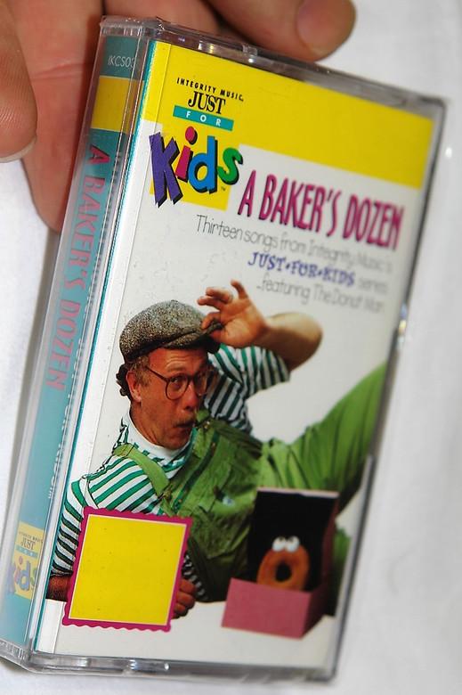 A Baker's Dozen by Just-For-Kids / Audio Cassette (000768043349)