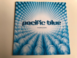 Pacific Blue - Horizon / Audio CD 1999 / Sunrise, Amore, Ocean, Hurricane, Dawn, Eclipse / Edel Records / 0066872 CLU (4009880668726)