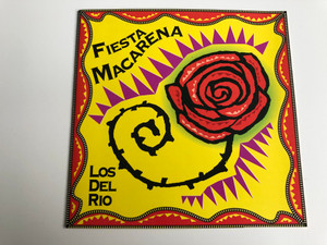 Los Del Rio - Fiesta Macarena / Antonio Romero Monge & Rafael Ruiz / Audio CD 1996 / BMG (743213466323)