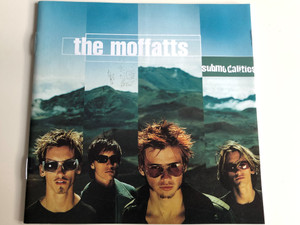 The Moffatts - Submodalities / Audio CD 2000 / Produced by Bob Rock, Mixed by Randy Staub / EMI Electrola GmbH (724352856923)