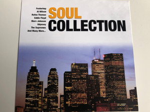 Soul Collection / Featuring Al Wilson, Rufus Thomas, Eddie Floyd, Odyssey, The Supremes and many more / Audio CD 2006 / Dynamic / Dyn423 (827139242329)