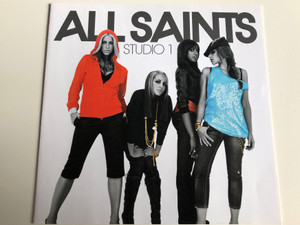 All Saints Studio 1 / Rock Steady, Chick fit, Scar, One me and U, Too nasty, Fundamental / Audio CD 2006 / Parlophone (094638119722)