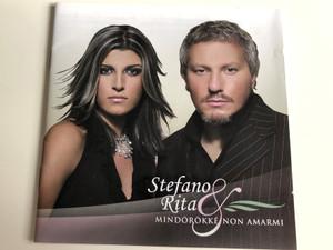 Stefano & Rita - Mindörökké (Non Amarmi) / Adagio, In Ginocchio Da Te. Acquarello, Együtt, Quando, Quando, Quando / Audio CD 2005 / Magneoton (5050467818125)