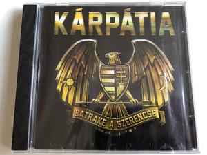Kárpátia - Bátraké a szerencse / Audio CD 2014 / Patrióta, Örökségem, Balatoni nóta, Huszár, A költő üzenete / Exkluziv Music (5999541752910)