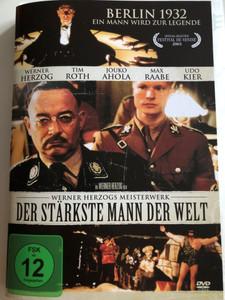 Der Stärkste Mann der Welt DVD 2001 Invincible / Directed by Werner Herzog / Starring: Tim Roth, Jouko Ahola, Max Raabe, Udo Kier / Berlin 1932 Ein Mann Wird Zur Legende / Herzogs Meisterwerk (4051238051001)
