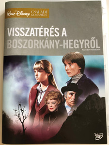 Visszatérés a Boszorkány-hegyről DVD Return from Witch Mountain / Directed by John Hough / Starring: Bette Davis, Christopher Lee, Kim Richards, Ike Eisenmann / Disney Családi Klasszikus / Disney Family Classic (5996255728958)