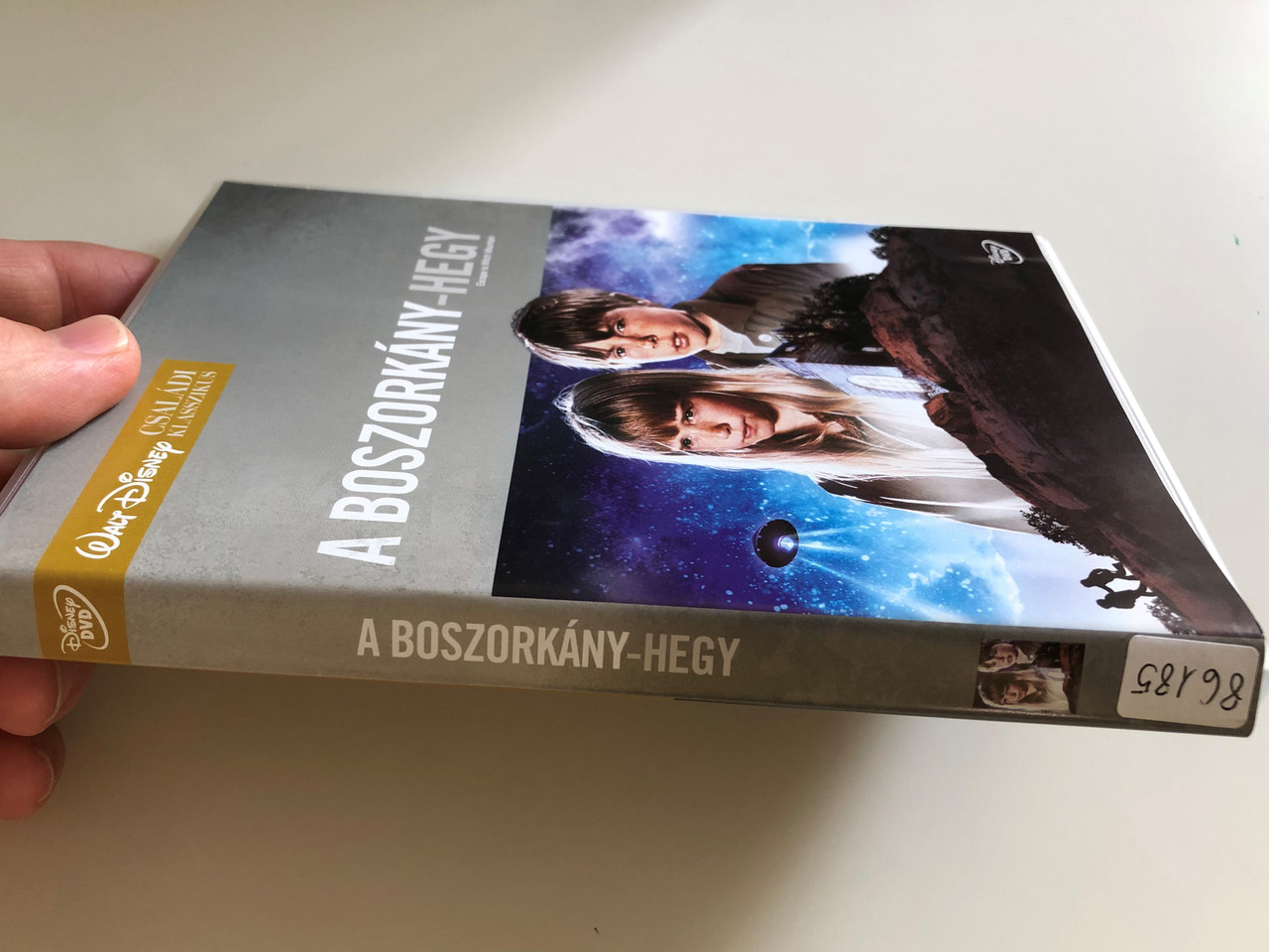 A Boszorkány-hegy DVD 1978 Escape to Witch Mountain / Directed by John  Hough / Starring: Eddie Albert, Ray Milland, Donald Pleasence, Kim  Richards,