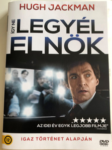 The Front Runner DVD 2018 Így ne legyél Elnök / Directed by Jason Reitman / Starring: Hugh Jackman, Vera Farmiga, J. K. Simmons, Alfred Molina / Based on a true story (5948221492028)