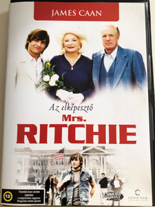The Incredible Mrs. Ritchie DVD 2003 Az elképesztő Mrs. Ritchie / Directed by Paul Johansson / Starring: Gena Rowlands, Kevin Zegers, Leslie Hope, Cameron Daddo, James Caan, Justin Chatwin (5999882974255)