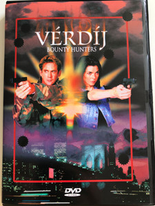 Bounty Hunters DVD 1996 Vérdíj / Directed by George Erschbamer / Starring: Michael Dudikoff, Lisa Howard, Benjamin Ratner (5999548220023)