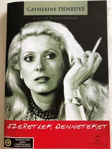 Je Vous Aime DVD 1980 Szeretlek Benneteket (I Love You All) / Directed by Claude Berri / Starring Catherine Denevue, Alain Souchon, Serge Gainsbourg, Gérard Depardieu (5999882974200)