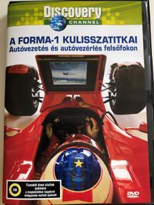A Forma-1 Kulisszatitkai DVD 2002 Behind the Scenes of Formula-1 / Directed by James Castle / Autovezetés és autóvezérles felsőfokon / Discovery Channel documentary (5998282103203)
