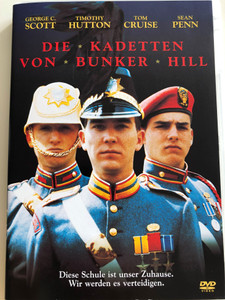 Taps DVD 1981 Die Kadetten Von Bunker Hill / Directed by Harold Becker / Starring: George C. Scott, Timothy Hutton, Ronny Cox (4010232025814)