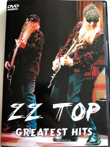 ZZ Top Greatest Hits DVD 2004 / Bob Merlis, Davin Seay / Gimme all your Lovin', Sharp dressed man, Legs, Stages / FNM (4013659002796)