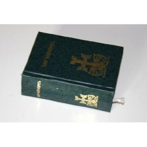 Armenian New Testament / Compact Size Green [Hardcover] by Bible Society