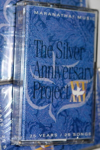 Silver Anniversary Project - Maranatha! Music 1996 / 25 YEARS - 25 SONGS / Praise and Worship Music - Audio Cassette (080688423049)