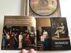 Havasi Balázs: Brush & Piano - Musical Tribute to Hungarian Genius Painter Munkácsy Mihály / Featuring: Dohnányi Symphony Orchestra Budafok / Audio CD 2012 / Zenei tisztelgés a magyar festőgéniusz előtt (5998618405223)
