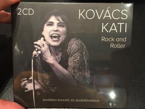 Kovács Kati - Rock and Roller (1974 - 1982 Kiadatlan koncert és stúdiófelvételek Magyar Radio) 2CD Collectors Set