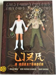 Liza a rókatündér DVD 2015 Liza the Fox Fairy / Directed by Ujj Mészáros Károly / Starring: Balsai Móni, Bede-Fazekas Szabolcs, David Sakurai / Filmteam (8590548617065)