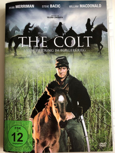 The Colt DVD 2005 Entscheidung im Bürgerkrieg / Directed by Yelena Lanskaya / Starring: Ryan Merriman, Steve Bacic, William Macdonald (4048317384051)
