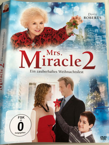 Call me Mrs. Miracle DVD 2010 Mrs. Miracle 2 / Directed by Michael M. Scott / Starring: Doris Roberts, Jewel Staite, Erich Johnson / Based on the book by Debbie Macomber (4006448760076)