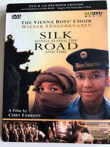 Silk Road - Songs Along the Road and Time DVD + CD 2008 / Directed bt Curt Faudon / The Vienna Boys' Choir - Chorus Master Janko Zannos / Music by Gerd Schuller (807280146998)
