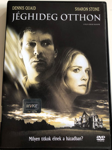 Cold Creek Manor DVD 2003 Jéghideg Otthon / Directed by Mike Figgis / Starring: Dennis Quaid, Sharon Stone, Stephen Dorff, Juliette Lewis (5996255713954)