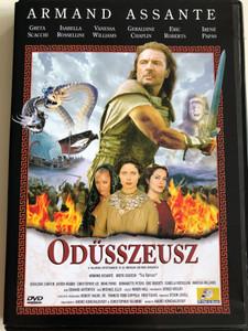 The Oddysey DVD 1997 Ödüsszeus / Directed by Andrei Konchalovsky / Starring: Armand Assante, Greta Scacchi, Geraldine Chaplin, Jeroen Krabbe, Christopher Lee, Irene Papas (5999545560191)