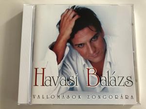 Havasi Balázs – Vallomások Zongorára / Audio CD 2001 (0724353006327)