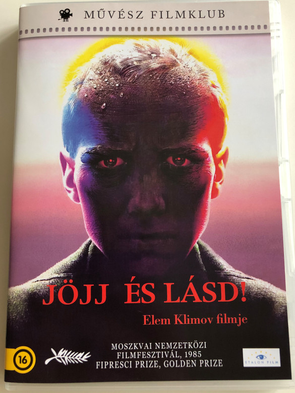 Иди и смотри DVD 1985 Jöjj és lásd (Come and See) / Directed by Elem Klimov / Starring: Aleksei Kravchenko, Olga Mironova (5999886089672)