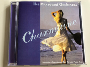 The Mantovani Orchestra - Charmaine / Greensleves, Blue Danube, Moon River / Audio CD 2002 / Hallmark (5050457032227)
