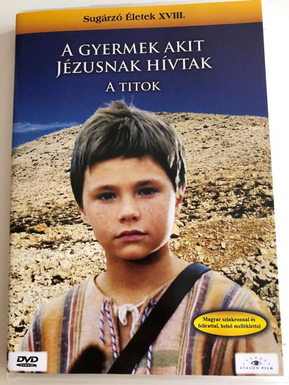Un bambino di nome Gesu - Il mistero DVD 1988 A gyermek, akit Jézusnak hívtak - A titok / Directed by Franco Rossi / Starring: Matteo Bellina, Alessandro Gassman, Irene Papas (5999883203217)