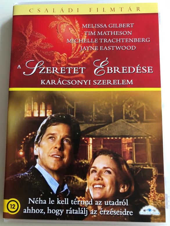 A Holiday for Love DVD 1996 A Szeretet Ébredése - Karácsonyi szerelem / Directed by Jerry London / Starring: Melissa Gilbert, Tim Matheson, Michelle Trachtenbert, Jayne Eastwood / Családi filmtár (5999886089177)