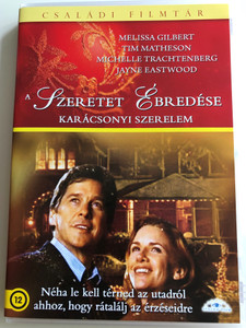 A Holiday for Love DVD 1996 A Szeretet Ébredése - Karácsonyi szerelem / Directed by Jerry London / Starring: Melissa Gilbert, Tim Matheson, Michelle Trachtenbert, Jayne Eastwood / Családi filmtár (5999886089177)