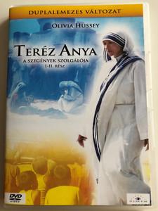 Madre Teresa Part I & II DVD 2003 Teréz Anya - A szegények szolgálója I-II / Directed by Fabrizio Costa / Starring: Olivia Hussey, Sebastiano Somma, Michael Mendl (5999885039036)
