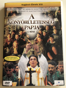 Don Gnocchi - L'angelo dei bimbi 1. / Father of Mercy 1. DVD 2004 A könyörületesség Papja 1.rész / Directed by Cinzia Th Torrini / Starring: Daniele Liotti, Giulio Pampiglione, Francesco Martino (5999883203255)