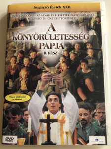 Don Gnocchi - L'angelo dei bimbi 2. / Father of Mercy 2. DVD 2004 A könyörületesség Papja 2.rész / Directed by Cinzia Th Torrini / Starring: Daniele Liotti, Giulio Pampiglione, Francesco Martino / Sugárzó életek XXII. (5999883203262)